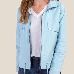 Francesca's collection Callie nylon jacket